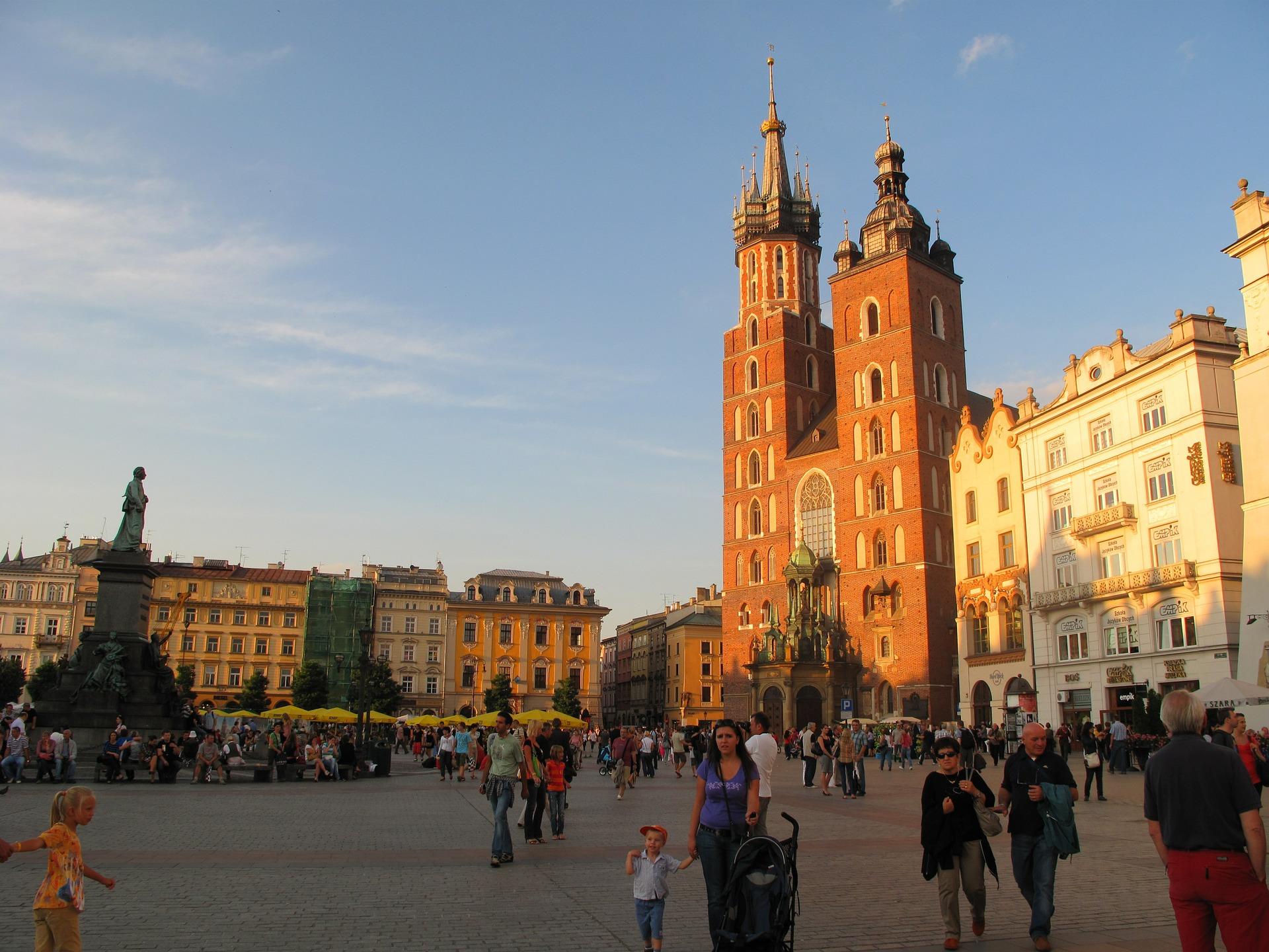 Rendhagyó történelemóra Dél-Lengyelországban
