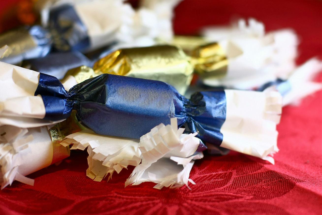 Üres papír a karácsonyfán –a szaloncukor története